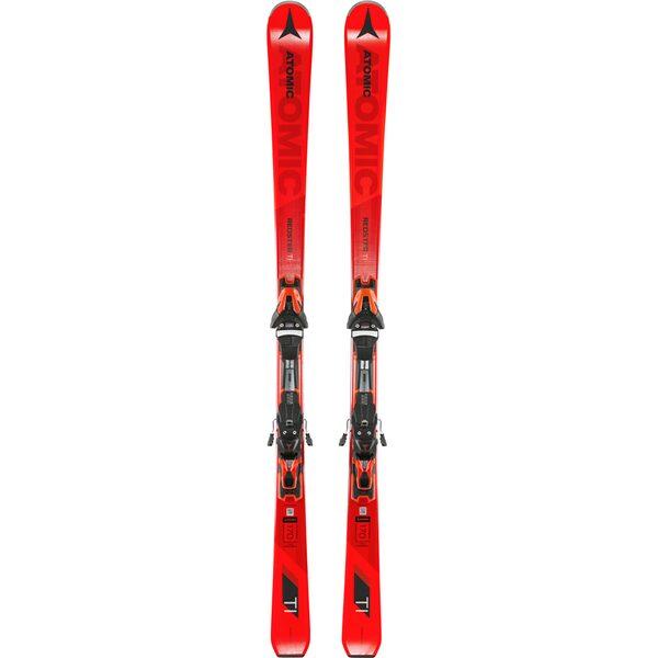 REDSTER TI + FT 12 GW Red/Black