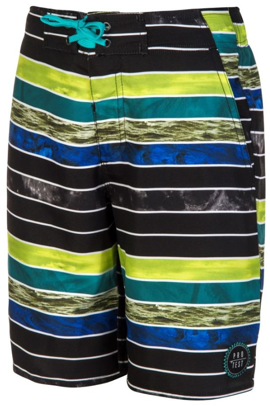 FOLLON JR beachshort True Black