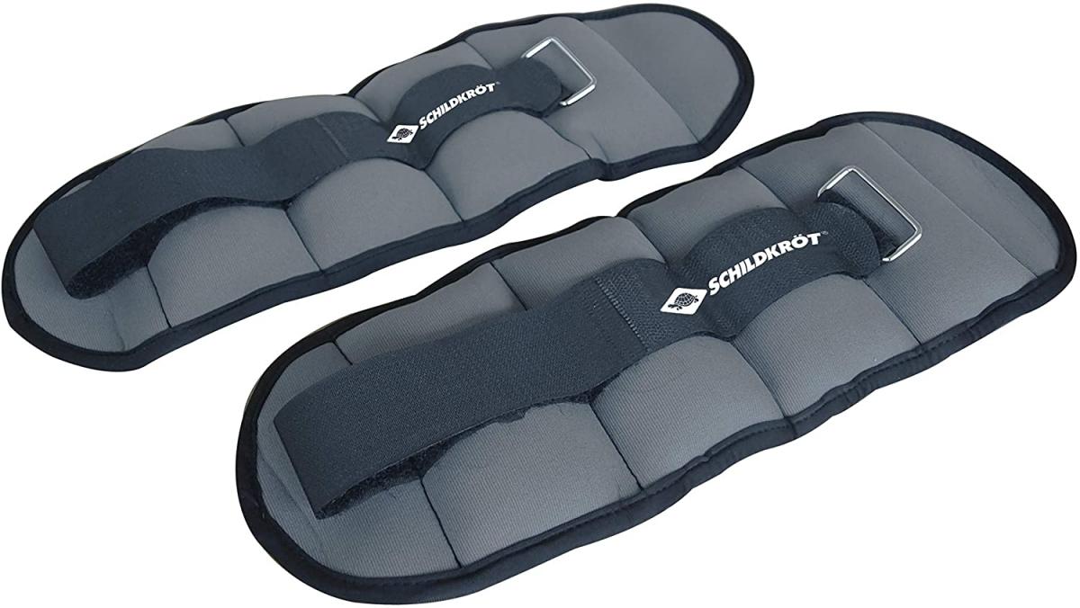 SK Fitness GEWICHTSMANSCHETTE, 2x 1kg , (grey) im Carrybag Keine Farbe