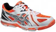 GEL-VOLLEY ELITE 3 WHITE/SILVER