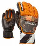 LOCK JUNIOR glove race poison orange