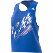 SPEED TANK W CBLACK/BLUE/FTWWHT