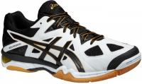 GEL-TACTIC WHITE/BLACK/VERMILION