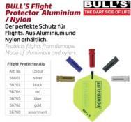 BULL'S V8 Soft Dart 18g SCHWARZ