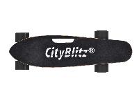 CITYBLITZ® E-SKATEBOARD Black