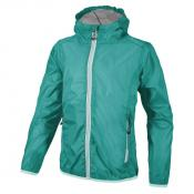 GIRL FIX HOOD JACKET CURACAO