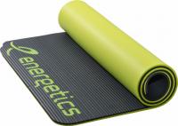 Gymnastik-Matte NBR 185x100cm ANTHRA/BLACK/LIME/LI