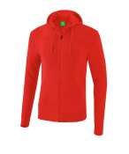 hoody jacket red