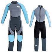 F2 GIPSY Full Suit Women tury/grey/blk