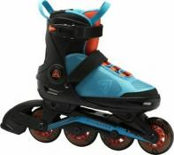 Inline-Skate ILS 510 B BLACK/ORANGE