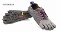 VIBRAM FiveFingers TREK ASCENT 4703-dark/grey/lilac