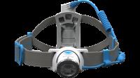STIRNLAMPE, NEO10R, BOX, BLUE BLACK/RUNWHT/ROT