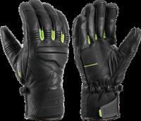 HS Progressive 9 S mf touch schwarz-lime