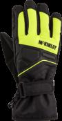 Handsch.Morrello BLAU/SCHWARZ