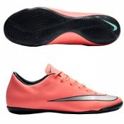 MERCURIAL VICTORY V IC TOTAL ORANGE/BLACK/(BLACK)