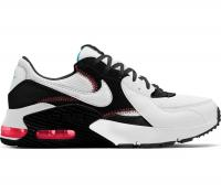 WMNS NIKE AIR MAX EXCEE WHITE/WHITE-MYSTIC RED