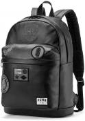 AL BACKPACK BLACK/ BLACK/ WHITE