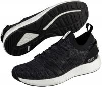NRGY Neko Engineer Knit PUMA BLACK