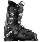 ALP. BOOTS S/PRO 80 BLACK/Belluga/Red WHITE/GREY/GOLD