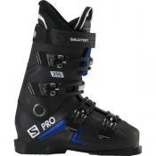 ALP. BOOTS S/PRO X90 CS IIC BLACK/RACE B WHITE/GREY/GOLD