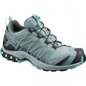 SHOES XA PRO 3D GTX W Le/Stormy Wea/Mead WHITE/GREY/GOLD