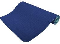 SK Fit BICOLOR YOGA MATTE 4mm (navy-mint) im Carrybag Keine Farbe
