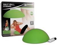 SK Fitness HALF-BALL DYNAMIC, inkl. Handpumpe + Poster Keine Farbe