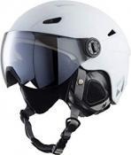Helm Pulse S2 Visor HS-016 BLACK/ BLACK/ WHITE