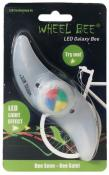 Wheel Bee LED Bicycle Light Galaxy Bee, 1pcs. Blistercard Keine Farbe