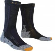 X-SOCKS TREKKING SILVER Black/Anthracite