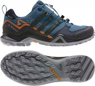 TERREX SWIFT R2 GTX CBLACK/BLUE/FTWWHT