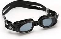 MAKO TRANSPARENT BLACK LENS DARK