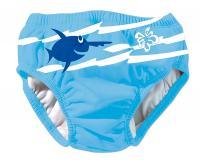 Sealife Badewindel mit placement-print blau