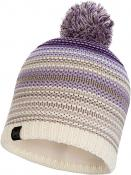 KNITTED & POLAR HAT NEPER ROT