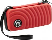 BULL'S Orbis S Dartcase red BLAU