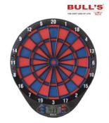 BULL'S PU Board Surround blau