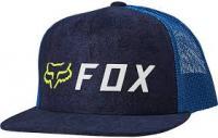 APEX SNAPBACK HAT 013-blk/blue