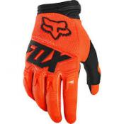 DIRTPAW GLOVE 824-flo orange
