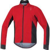 OXYGEN GT AS Jacke red/black