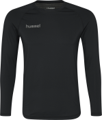 HML FIRST PERFORMANCE JERSEY L/S BLACK