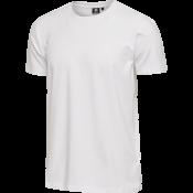 hmlSIGGE T-SHIRT S/S WHITE