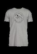 BartolomeM. T-Shirt 7096-grey melange