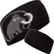 Tweak Headband black-titanium