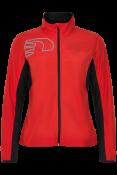 Core Cross Jacket Red