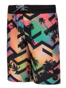 BRENDON JR beachshort True Black