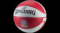 Euroleague Team Ball FC Bayern Mün rot-weiss-schwarz