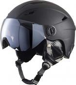 Helm Pulse S2 Visor HS-016 SCHWARZ