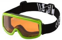 Skibrille Mistral 2.0 BLACK/ORANGE