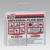 Werkzeug Rep-Set Flick Box Universal BLACK/ BLACK/ WHITE