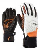 LISOR AS(R) JUNIOR glove race poison orange